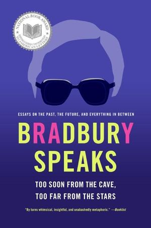 Bradbury Speaks book image