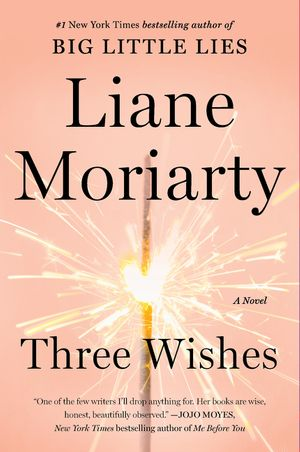 Three Wishes book image