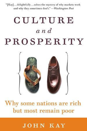 Culture and Prosperity book image
