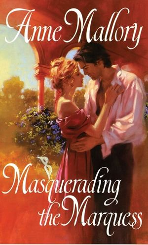 Masquerading the Marquess book image