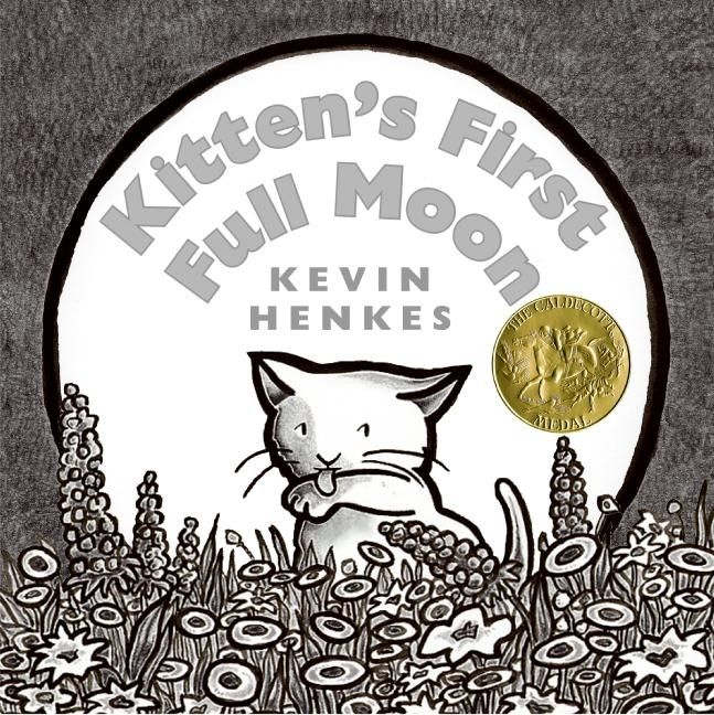 Image result for kitten's first full moon book cover