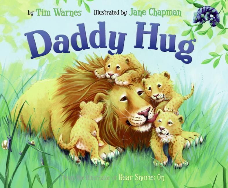 Daddy hug tim warnes hardcover read a sample enlarge book cover fandeluxe Choice Image