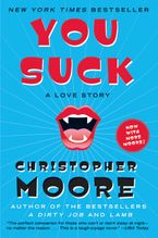 You Suck Paperback  by Christopher Moore