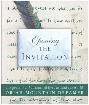 Opening The Invitation book image