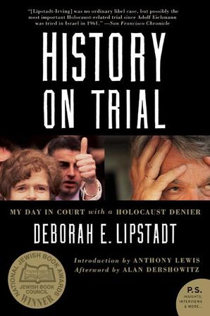 History on Trial - Deborah E  Lipstadt - Paperback