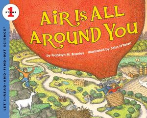 Air Is All Around You book image
