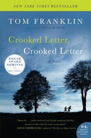 Crooked Letter, Crooked Letter book image