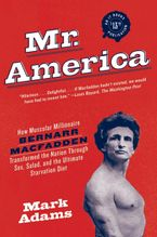 Mr. America Paperback  by Mark Adams
