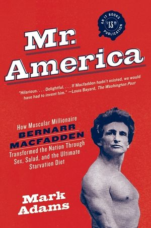 Mr. America book image