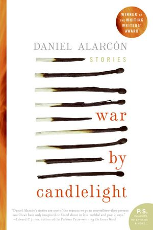 War by Candlelight book image
