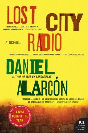 Lost City Radio book image