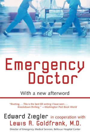 Emergency Doctor book image