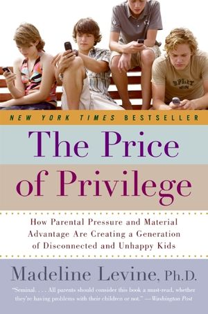 The Price of Privilege book image
