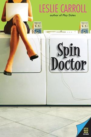 Spin Doctor book image