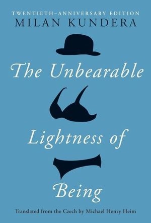 The Unbearable Lightness of Being book image