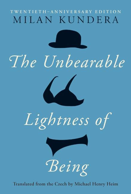 The unbearable lightness of being milan kundera hardcover the unbearable lightness of being fandeluxe Image collections