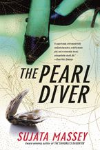 The Pearl Diver Paperback  by Sujata Massey