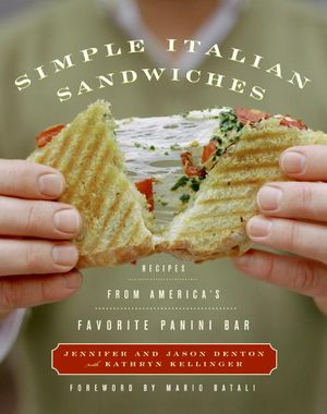 Simple Italian Sandwiches book image
