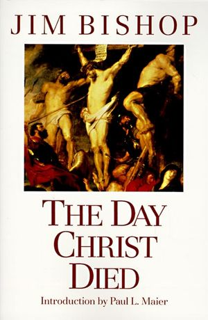 The Day Christ Died book image
