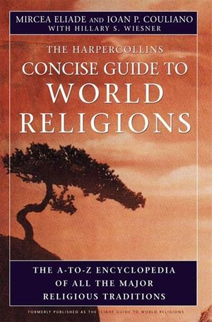 HarperCollins Concise Guide to World Religions book image