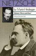 Nietzsche: Volumes Three and Four Paperback  by Martin Heidegger