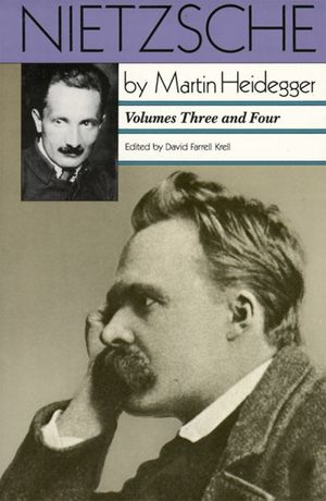 Nietzsche: Volumes Three and Four book image
