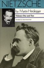 Nietzsche: Volumes One and Two Paperback  by Martin Heidegger
