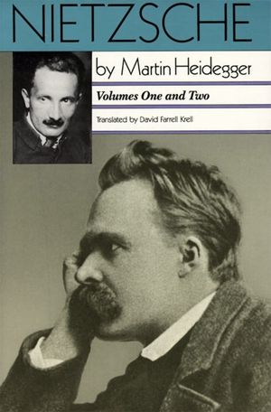 Nietzsche: Volumes One and Two book image