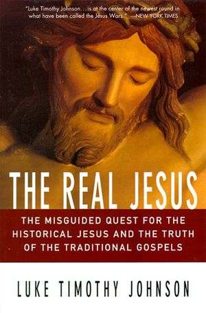 The Real Jesus book image