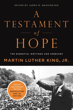 A Testament of Hope book image