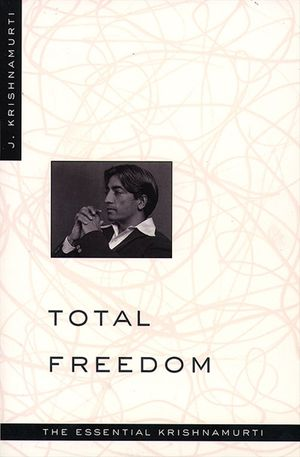 Total Freedom book image