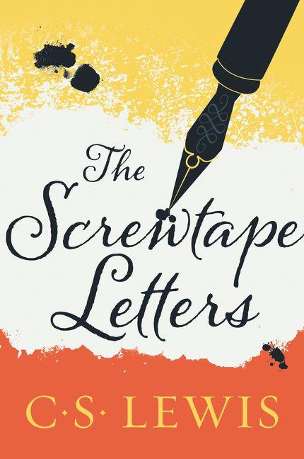the screwtape letters - c. s. lewis - paperback