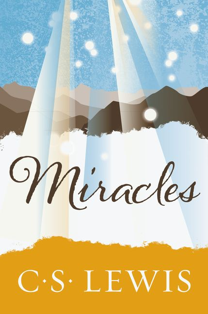 Miracles - C  S  Lewis - Paperback
