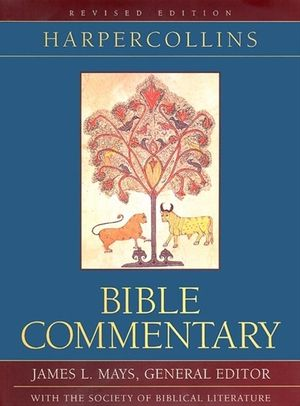 HarperCollins Bible Commentary - Revised Edition book image