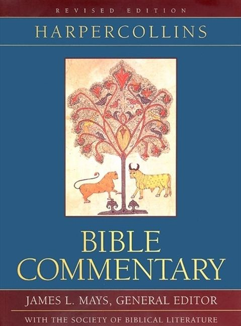 HarperCollins Bible Commentary - Revised Edition - James L