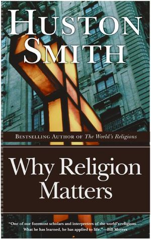 Why Religion Matters book image
