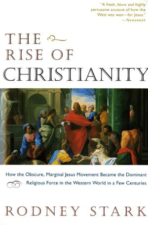 The Rise of Christianity book image
