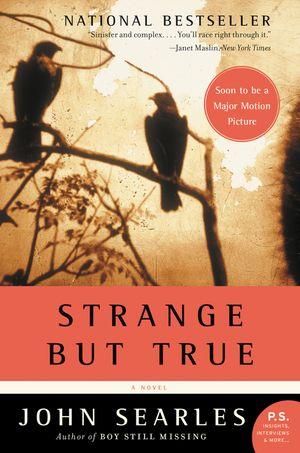 Strange but True book image