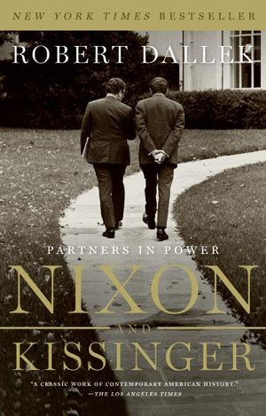 Nixon and Kissinger book image