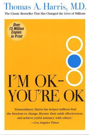 I'm OK--You're OK book image