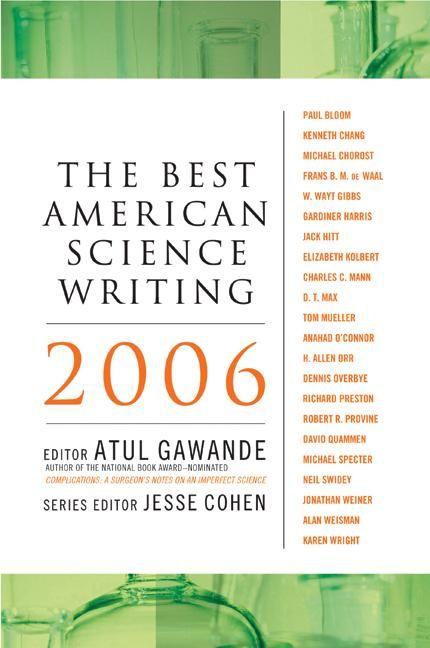 2006 american best essay