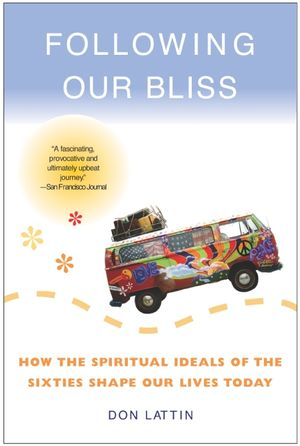 Following Our Bliss book image