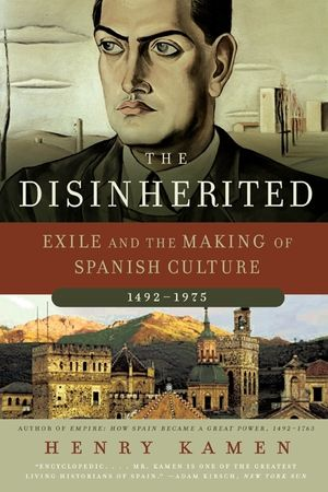 The Disinherited book image