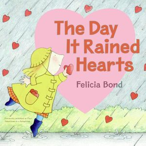 Day It Rained Hearts book image