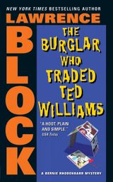 The Burglar Who Traded Ted Williams