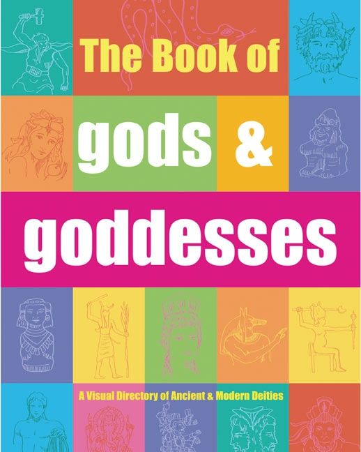 The Book Of Gods Goddesses Eric Chaline Hardcover