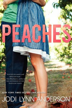 Peaches book image