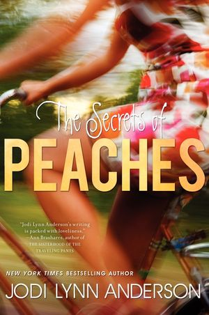 The Secrets of Peaches book image