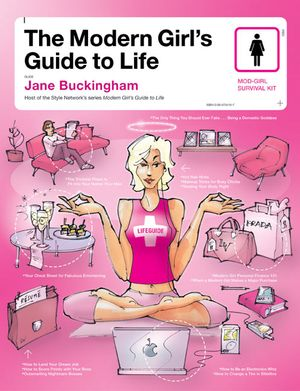 The Modern Girl's Guide to Life book image