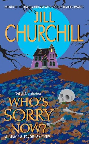 Who's Sorry Now? book image